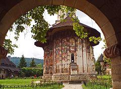 Moldovita: monastero