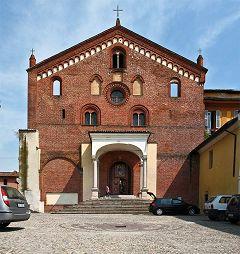 Abbazia di Morimondo (facciata)
