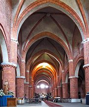 Abbazia di Morimondo (interno)
