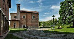 Nerviano: abbazia della Colorina