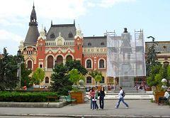 Oradea: centro