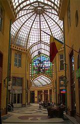 Oradea: passaggio Vulturul Negru