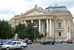 Oradea: teatro di stato