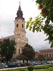 Oradea: cattedrale San Ladislao