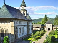 Putna: monastero