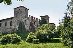 Romano di Lombardia: rocca
