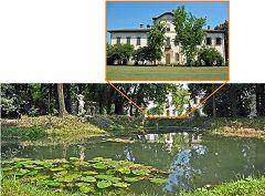Roncadello: villa Barni
