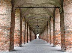 Sabbioneta: Galleria degli Antichi