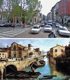 Milano: Via San Marco