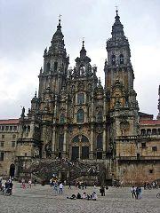 Santiago de Compostela: Plaza do Obradoiro