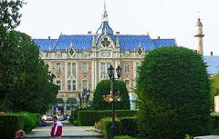 Satu Mare: hotel Dacia