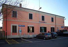 Tavazzano: stazione