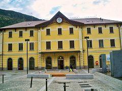 Tirano: stazione