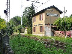 Stazione Travedona-Biandronno