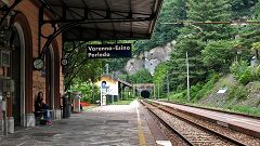 Varenna: stazione
