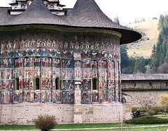 Sucevita: monastero