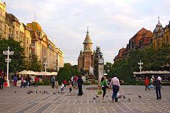 Timisoara: cattedrale ortodossa