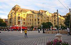 Timisoara: centro