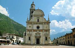 Tirano: basilica della Madonna