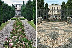 Verderio: villa Gnecchi Ruscone