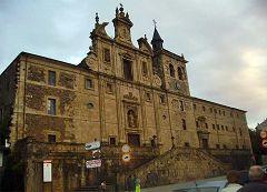 Villafranca del Bierzo: Iglesia de San Nicolás el Real