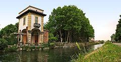 Villa Gromo a Robecco sul Naviglio
