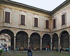 Villa Gaia Gandini a Robecco sul Naviglio