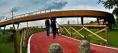 Palazzolo: ponte ciclabile