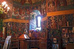 Voronet: monastero