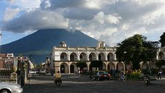 Plaza Mayor (Antigua Guatemala)