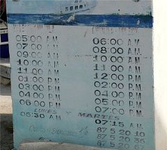 Chiquila (ferry per Holbox)