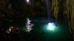 Cenote Dzitnup (Valladolid)
