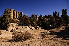 Valle de los Monjes (Creel)