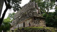 La Gran Acropolis (Yaxchilan)