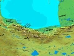 Chazari (mare):  Mar_Caspio