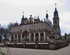 Adis Abeba - Cattedrale della Trinità