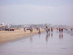 Agadir: la spiaggia