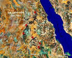 Le 6 cateratte del Nilo