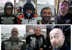 Ancona: imbarco