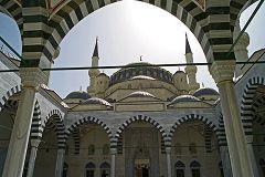 Ashgabat: moschea Ertogrul Gazi