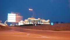 Ashgabat: ingresso