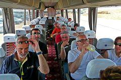 Ashgabat: bus per i dintorni
