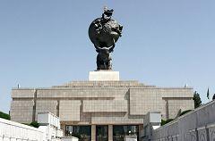 Ashgabat: terremoto
