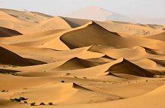 Badain Jaran: deserto