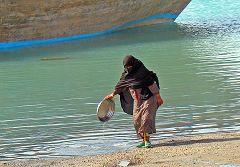 Basa Idu: spiaggia