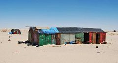 Nouadhibou: United Colors of Benetton