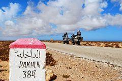 Bojador: sulla via per Dakhla