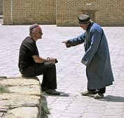 Bukhara: discussione
