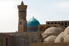 Bukhara: minareto Kalyan