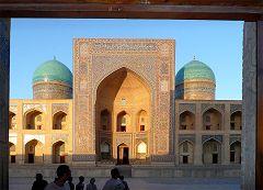 Bukhara: Mir-i-Arab